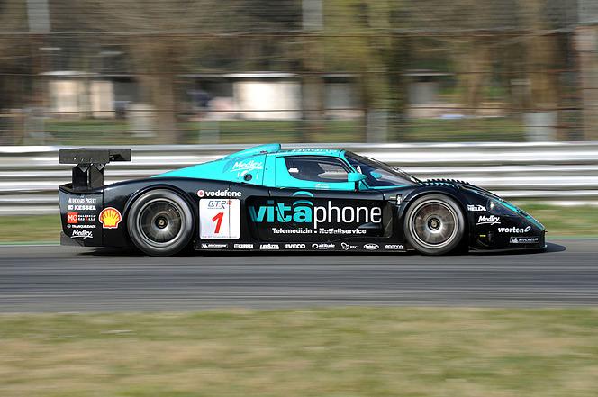 マセラティ MC12 2006