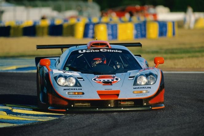 マクラーレン F1 GTR ロングテール