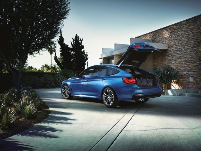 新型BMW 3シリーズ グラン ツーリスモ