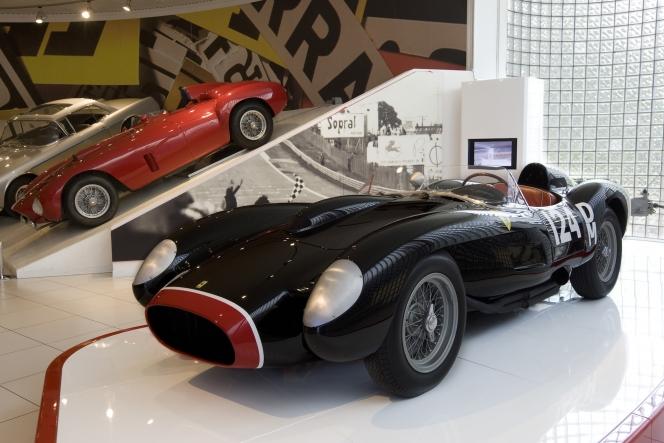 フェラーリ 250 TR