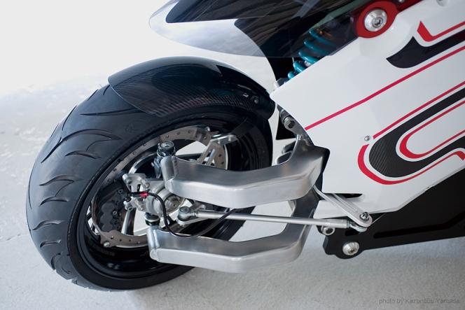 アヘッド 金田のバイクの決定版 〜電動バイクzecOO