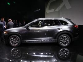 次期MPVと統合か?新型CX-9、2016年内に国内発売はある?