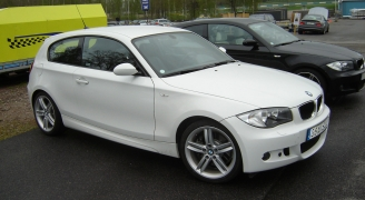 BMW 1シリーズ 外観