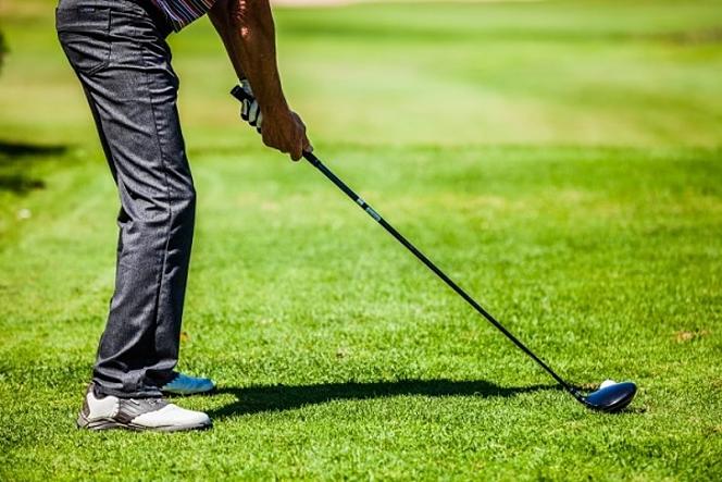 ゴルフ ライ角度