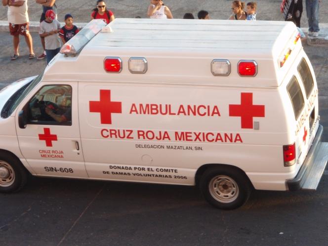 メキシコの救急車
