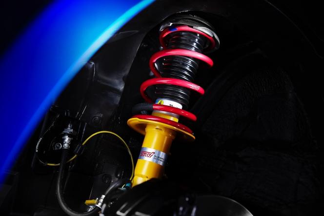 スバル BRZ STI Performance Concept (2015)