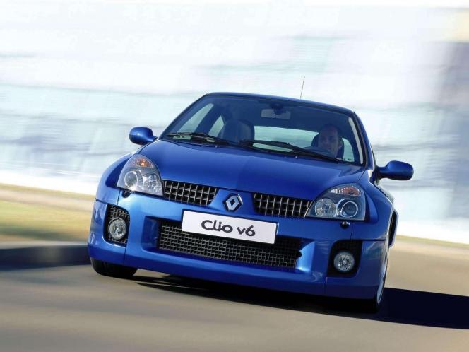 ルノー クリオ V6