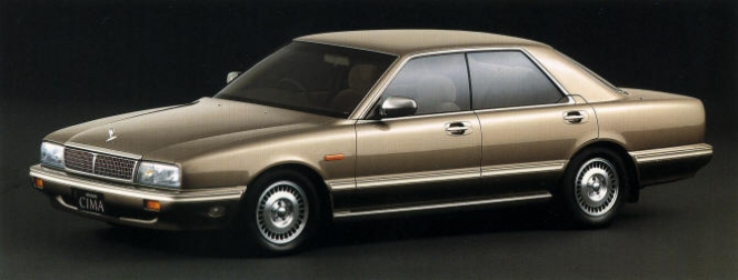 Y31型日産シーマ