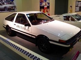 AE86、インプレッサ、RX-7…頭文字D(イニD)登場車、人気の5選!