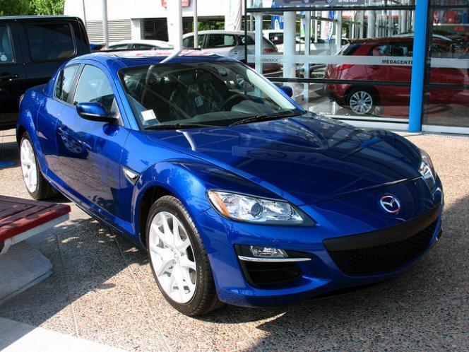 Mazda RX-8 2009