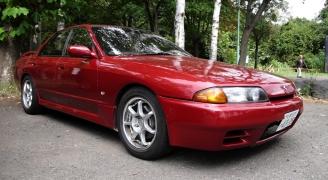 日産 R32 スカイラインGTS