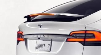 Tesla Model X Rear Spoiler