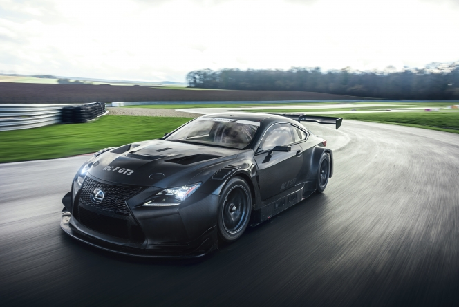 レクサス RC F GT3 2017