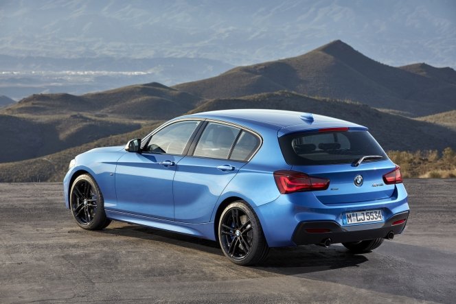 BMW 1シリーズ 2017