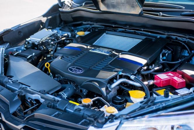 2015 Subaru Forester 2.0XT EyeSight