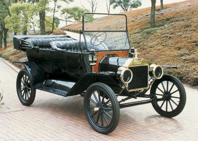 フォード モデルT ツーリング