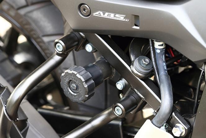 アヘッド V Strom 650 ABS 細部