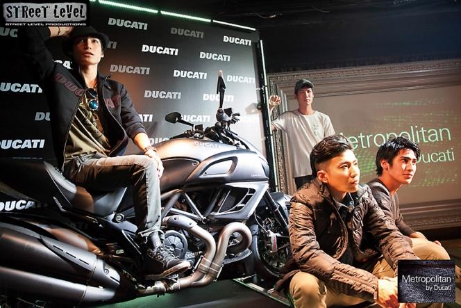 アヘッド DUCATI japan interview 後編 DUCATIを男のたしなみにしたい