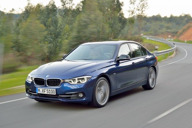 BMW 3シリーズ 2016