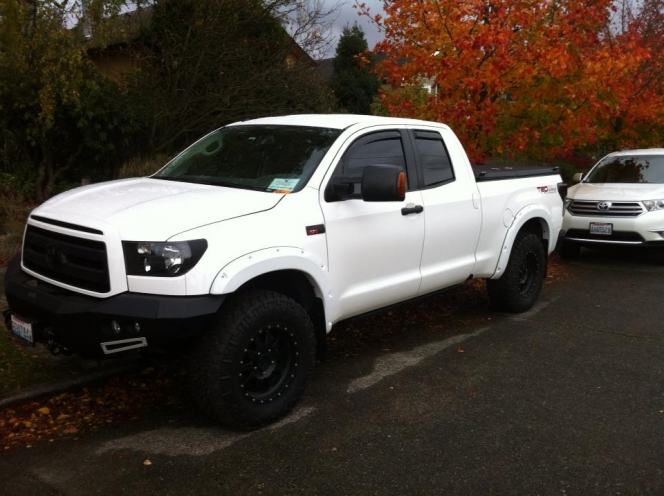 Toyota Tundra Endeavour Pull