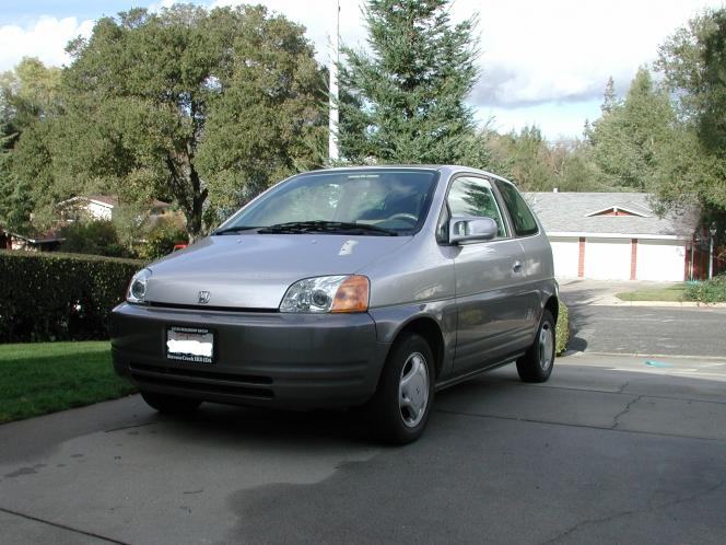 ホンダ EV Plus