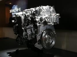 TMS2017でも展示されたSKYACTIV-Xってどんなエンジンですか?