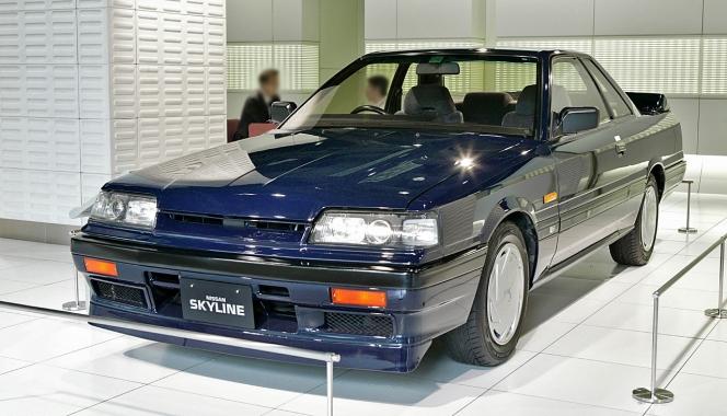 スカイライン GTS-R