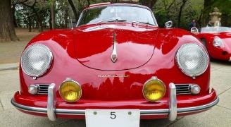 ポルシェ 356 カブリオレ