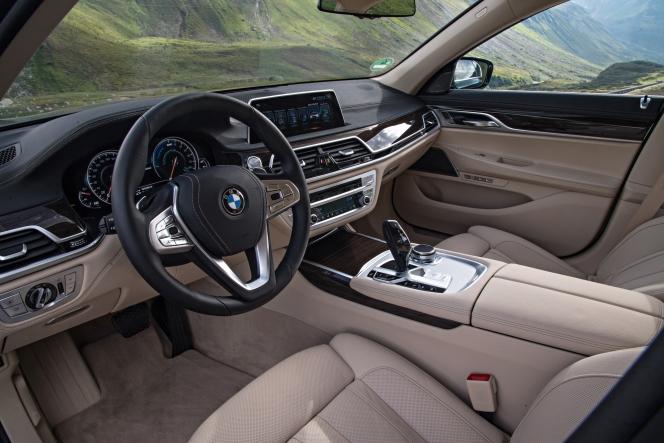 BMW 7シリーズ 2016