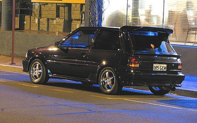 Toyota EP71 Starlet