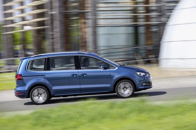 VW シャラン 2015