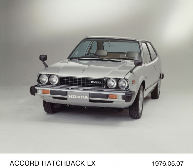 ホンダ アコード ハッチバック 1976