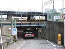 高さ制限1.5メートル!? 東京にある低いトンネル4選