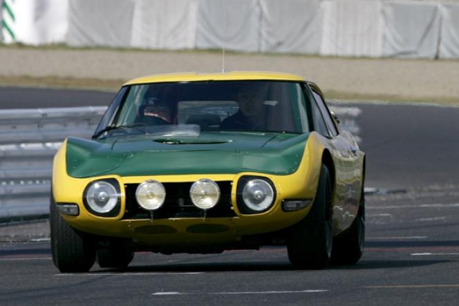 2000GT スピードトライアル ギャラリー