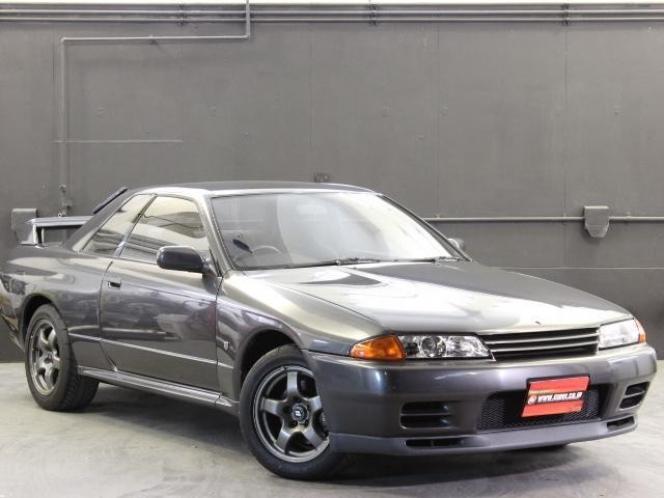 日産 スカイラインGT-R 1989