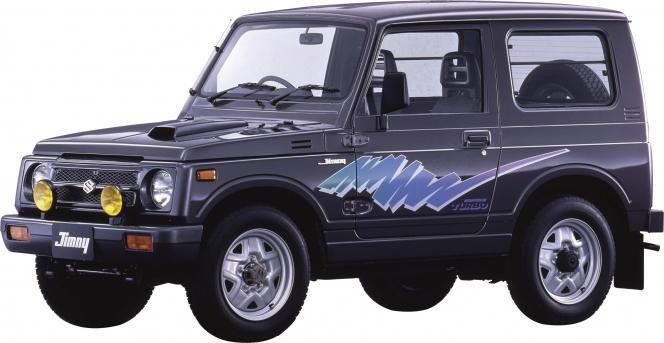 スズキ ジムニー 1990