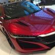 """新型NSXは""""スーパーカー""""と言えるのか?フェラーリ488GTBより優れている点..."""