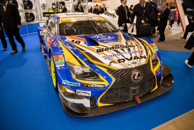 Project BANDOHのレーシングカー