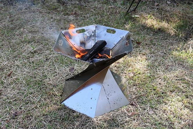 ランタン 聖火焚火台