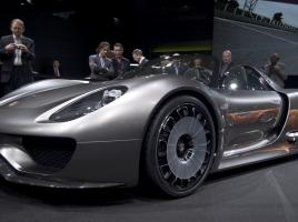 918 Spyderの後継車、ポルシェの次期スーパーカーはどうなる?