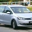 「ミニバンを選ぶことは、家族の安全を選ぶこと」 VW シャラン