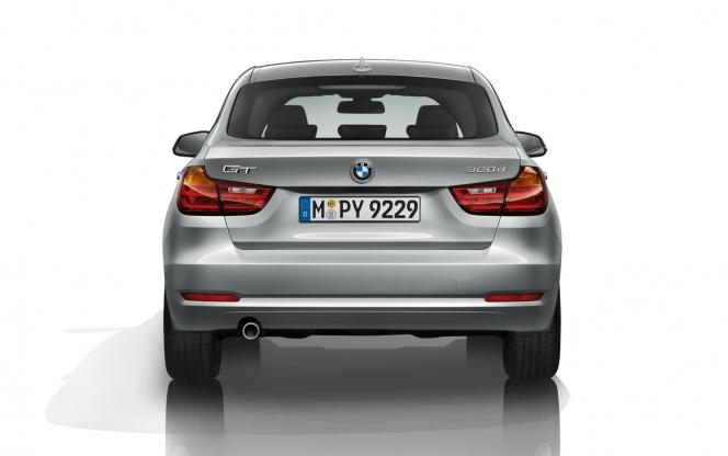 BMW 3シリーズ リア