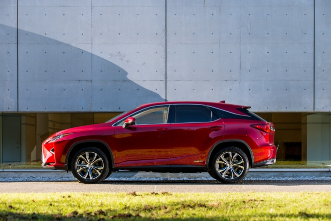 2015 Lexus RX450h version L
