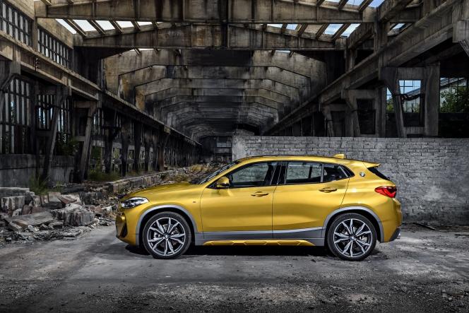 BMW X2 MスポーツX