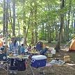 キャンプでの散らかるゴミ問題をスッキリ!見た目よく解決する安井家の3つのアイデア