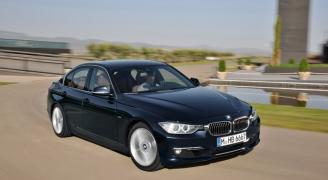 BMW・3シリーズ 外観