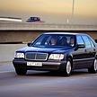 圧倒的な存在感!90年代に誕生したメルセデスSクラス(W140)はどこが優れていたのか