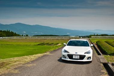 2012 Subaru BRZ