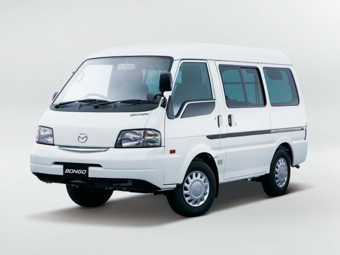 マツダ ボンゴバン GL 2WD 5MT ハイルーフ 5ドア