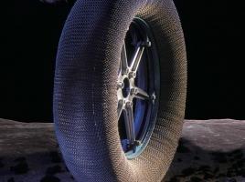 空気とゴムを使わないタイヤの未来
